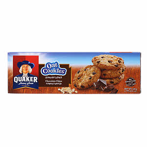 Quaker Oats Cookies Chocolate 108Gm