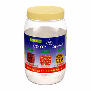 Coop Empty Pet Jar 2 Ltr