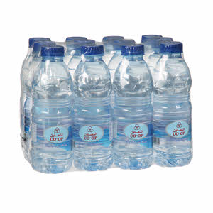 Co-Op Bottled Water 12 x 300Ml