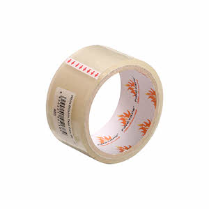 Country White Dolpin Tape Clear 50 Yard